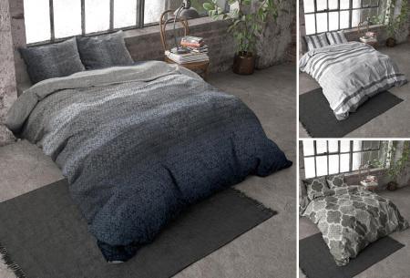 Flanellen dekbedovertrekken van Dreamhouse | Voor een warme & comfortabele nachtrust