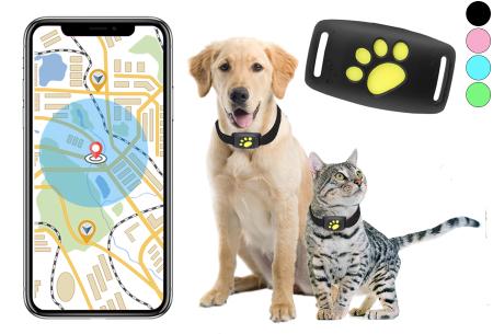 GPS tracker voor huisdieren