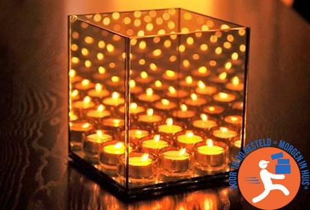Endless Light Infinity cube | Voor een oneindig sfeerlicht