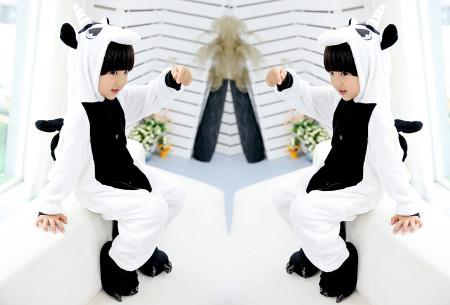 Unicorn onesie voor kinderen | Zacht, warm en comfortabel eenhoorn huispak Wit