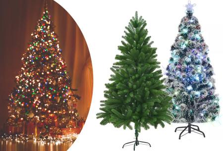 Kunstkerstboom | Keuze uit 2 modellen in 3 formaten