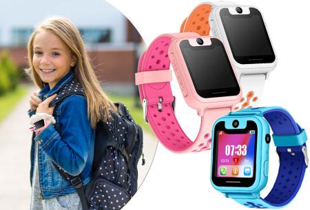 Locatie tracker horloge kinderen