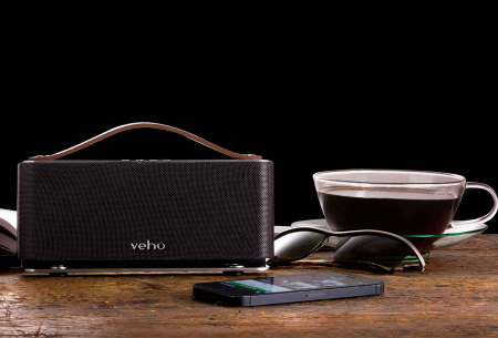 Veho 360 Mode Retro Bluetooth speaker | Design gecombineerd met superieure geluidskwaliteit