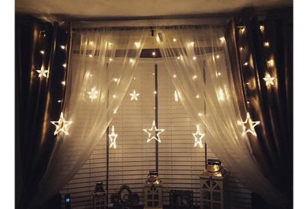LED sterrengordijn | De perfecte sfeerverlichting voor de feestdagen