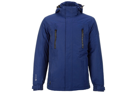 Travelin jassen voor dames en heren | Ademend, winddicht en waterafstotend! Reykir - heren - navy