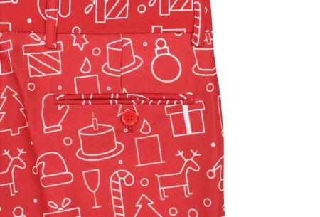 Tweedelige kerstpakken voor heren | Bestel ze nu met korting