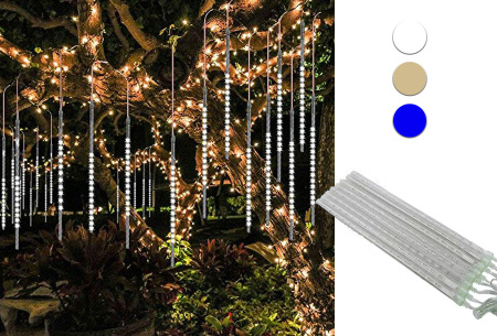 LED ijspegelverlichting - nu in de aanbieding