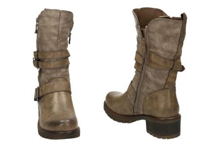 Zip up biker boots | Stijlvolle laarzen met een stoere touch