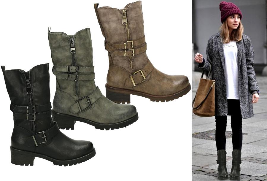 69% korting - Zip up biker boots <br/>EUR 24.99 <br/> <a href='https://tc.tradetracker.net/?c=24550&m=1018105&a=230468&u=https%3A%2F%2Fwww.vouchervandaag.nl%2Fzip-up-biker-boots-laarzen-dames' target='_blank'>bekijk product</a>