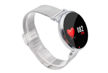 Parya smartwatch in 2 uitvoeringen | Luxe design met vele handige functies