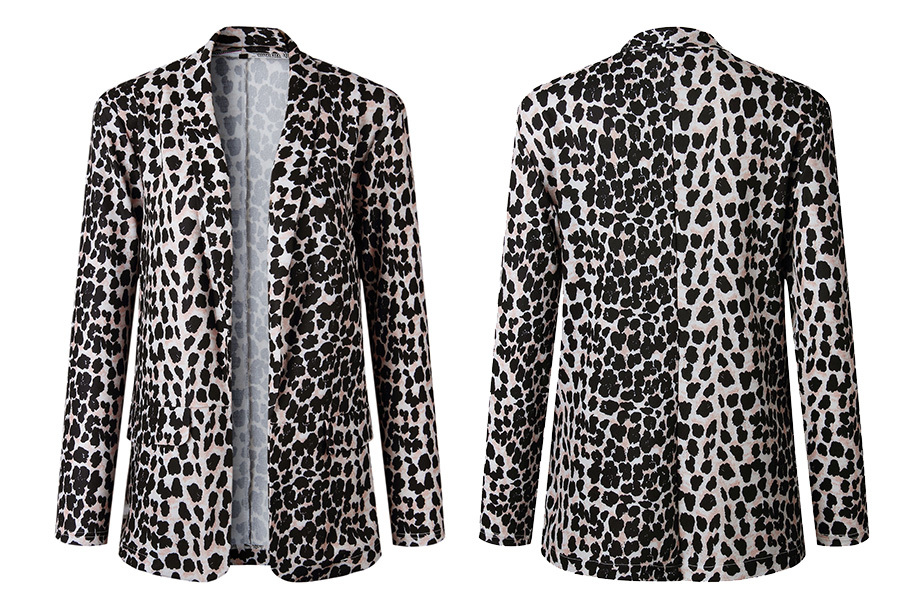Print jasjes Maat XL - 1# Panter