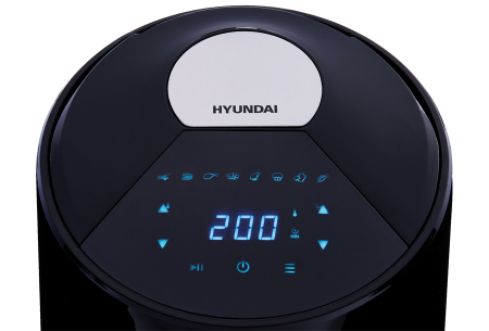 Hyundai Airfryers in 3 formaten | Gezond frituren met hete lucht!