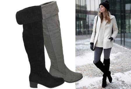 Overknee laarzen | Steel de show met deze hippe hoge boots!