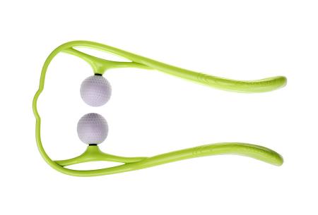 Nekmassage apparaat | Verlicht pijn en zorgt voor ontspanning groen