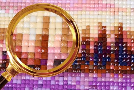 Diamond painting in diverse spreuken | Ontspannende doe-het-zelf rage!