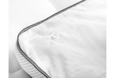 3D Air micro touch 4-seizoenen dekbed van Sleeptime | Voor een comfortabele nachtrust het hele jaar door