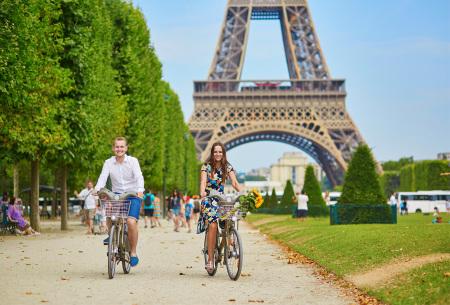Dagtocht Parijs per luxe touringcar | Ontdek de mooie stad van de liefde