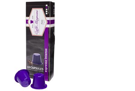100 of 104 Magnani koffiecups voor Nespresso of Dolce Gusto | Maak thuis de lekkerste koffie! Intenso Violet