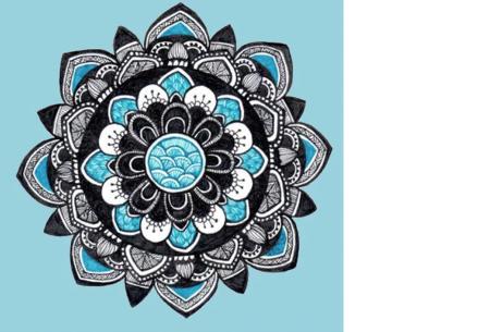 Diamond painting mandala figuren | Ontspannende trend op hobbygebied! #3
