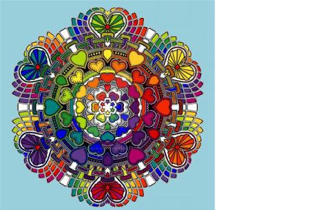 Diamond painting mandala figuren | Ontspannende trend op hobbygebied! #4