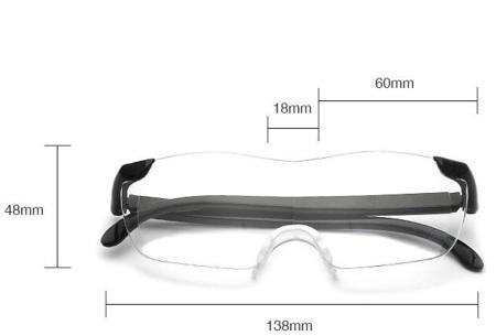 Diamond painting accessoires | Alle handige tools voor de mooiste creaties Vergrootglas bril