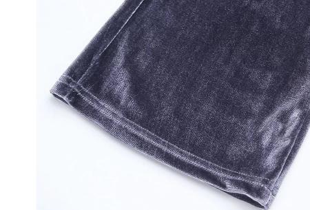 Flared velvet broek | Stijlvol, vrouwelijk & helemaal on trend