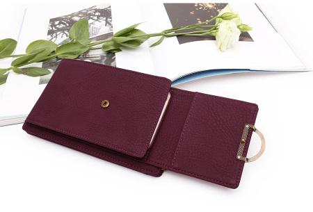 Portemonnee tasje | Met vele handige vakjes en ruimte voor je smartphone