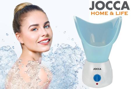 Jocca gezichtssauna | Ideaal bij puistjes, verkoudheid & meer