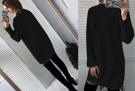 Rib sweater dress | Dé perfecte jurk voor dit seizoen