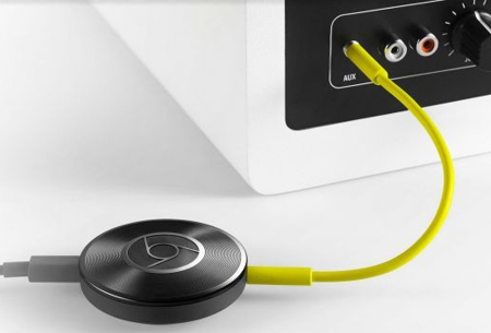 Google Chromecast Audio | Eenvoudig muziek streamen vanaf elke speaker