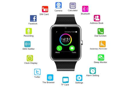 Smartwatch voor Android | Ultieme gadget voor hem en haar