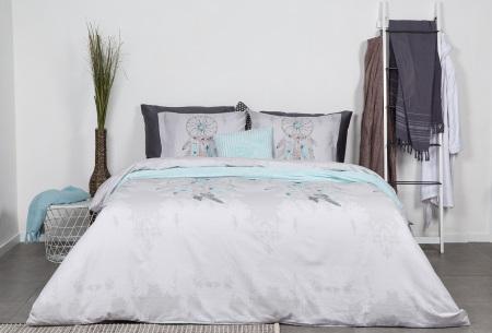 Flanellen dekbedovertrek van Nightlife | Voor een warme en comfortabele nachtrust