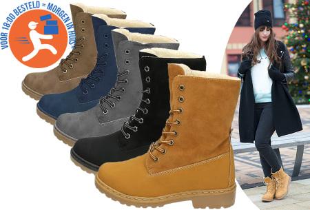 Dames schoenen | Heerlijk gevoerd en nu in de aanbieding