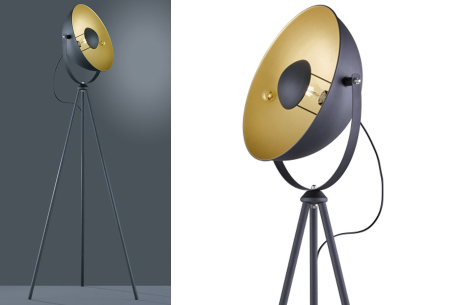 Vloerlampen in 5 modellen | Moderne design lampen voor een stijlvol interieur #2 Chewy