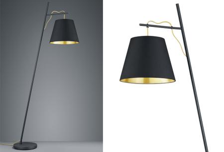 Vloerlampen in 5 modellen | Moderne design lampen voor een stijlvol interieur #3 Andreus