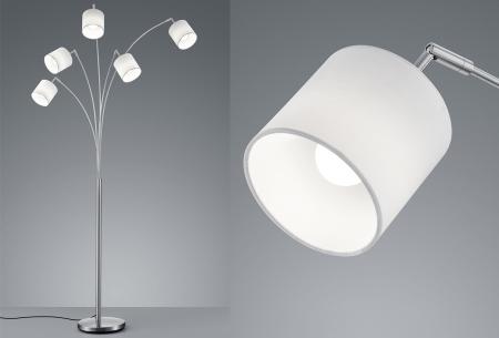 Vloerlampen in 5 modellen | Moderne design lampen voor een stijlvol interieur #5 Tommy