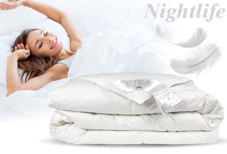 Donzen of wollen dekbed van Nightlife | Heerlijk warme winterdekbedden