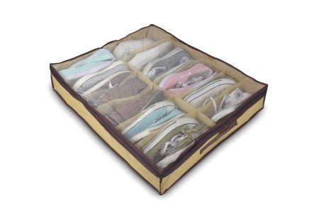 Opbergbox voor al je schoenen | Al je schoenen netjes opgeruimd