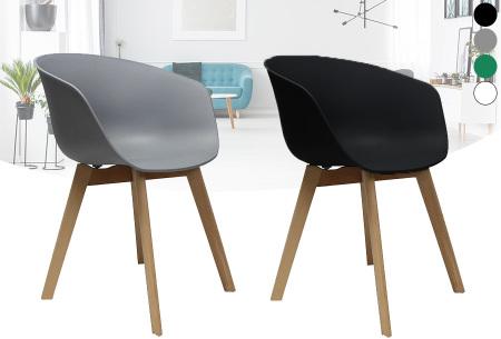Eetkamerstoelen - Noan  | moderne design stoelen