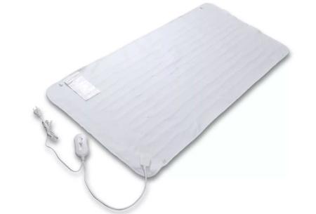 Elektrische onderdeken | Comfortabele warmtedeken voor koude nachten