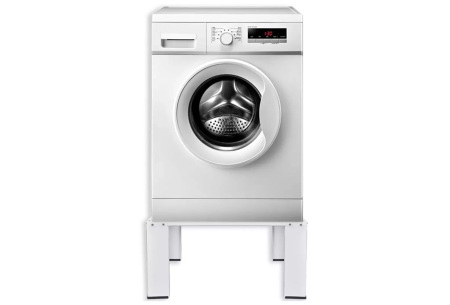 Wasmachineverhoger of tussenstuk | Praktisch & comfortabel de was doen zonder bukken