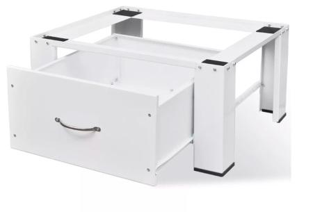 Wasmachineverhoger of tussenstuk | Praktisch & comfortabel de was doen zonder bukken #3