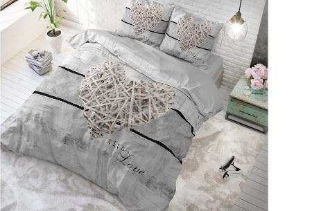 Katoenen dekbedovertrekken van Dreamhouse | Beste slaapcomfort met optimale duurzaamheid with love