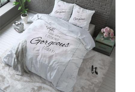 Katoenen dekbedovertrekken van Dreamhouse | Beste slaapcomfort met optimale duurzaamheid gorgeous