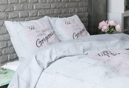 Katoenen dekbedovertrekken van Dreamhouse | Beste slaapcomfort met optimale duurzaamheid