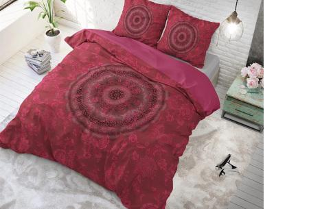 Katoenen dekbedovertrekken van Dreamhouse | Beste slaapcomfort met optimale duurzaamheid katinka - pink