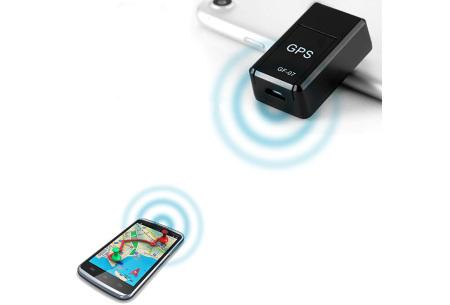 Mini GPS tracker | Volg je waardevolle spullen