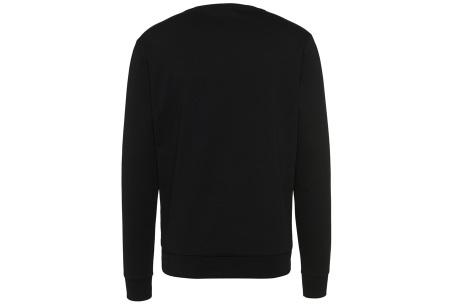 Hugo Boss sweater voor heren | Hippe & comfortabele trui met gespiegeld logo