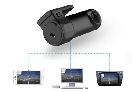 Full HD WiFi Dashcam | Leg elke verkeerssituatie vast