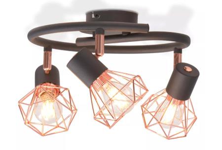 Moderne plafondlampen | Echte sfeermaker voor je interieur - nu incl. gratis verzending Model B - #2